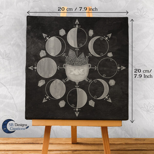 Cauldron Moonmagic Mooncycle Moonphases-2