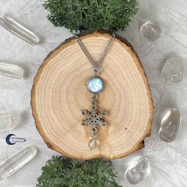 Melody of Winter - Fantasy natuur sieraden SB Designs Creations