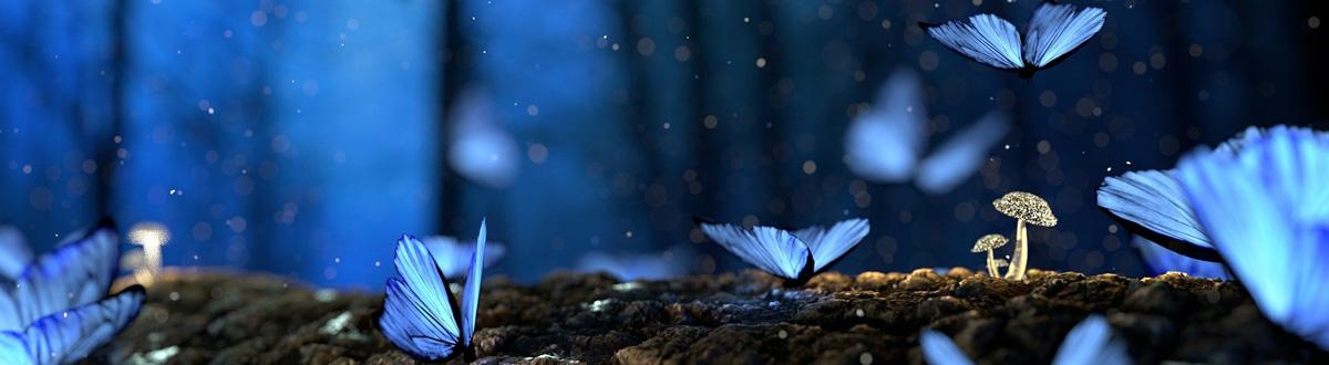 Betekenis Kleur Blauw Spirituele Producten Kleurenmagie