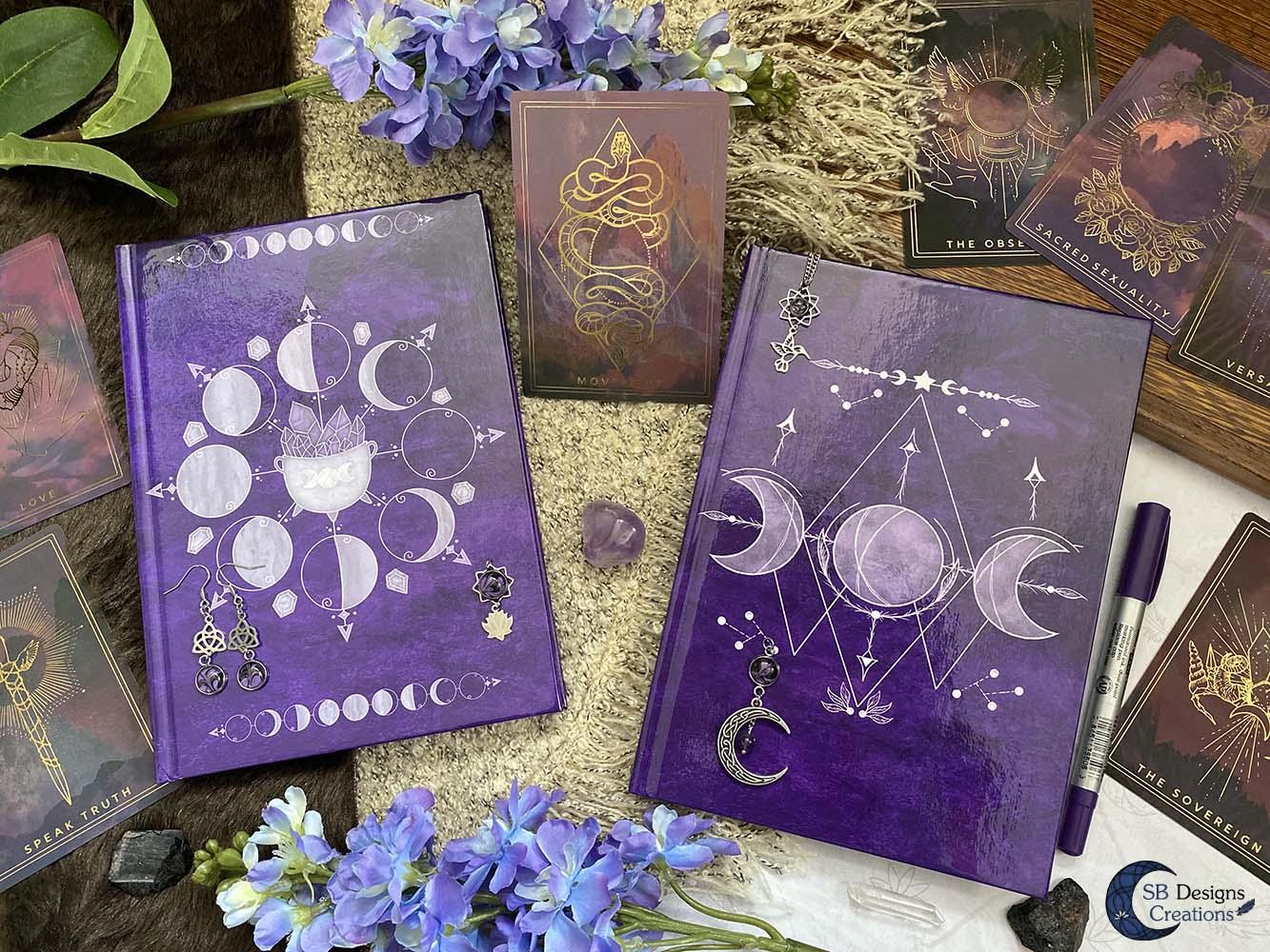 Een Magisch Dagboek Beginnen - Book of Shadows - Spiritualiteit - Hekserij