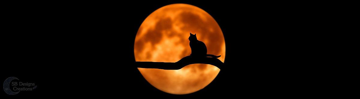 Kat-Cat-Banner-Animal Spirit-SBDesignsCreations