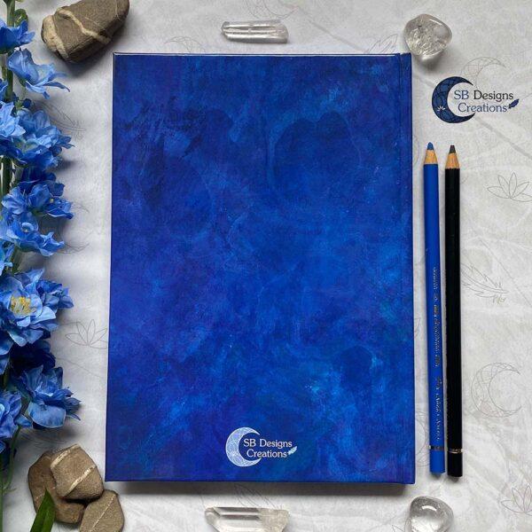 Raven Dromenvanger Krachtdier Spirit Animal A5 Notebook Hardcover