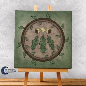 Awen Symbool voor wijsheid, energie en inspiratie