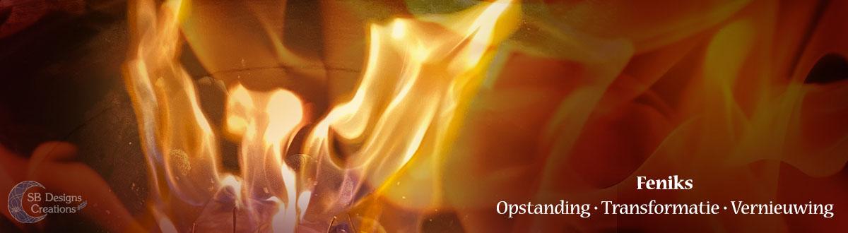 Feniks Magisch Wezen Spirituele Betekenis Krachtwezen