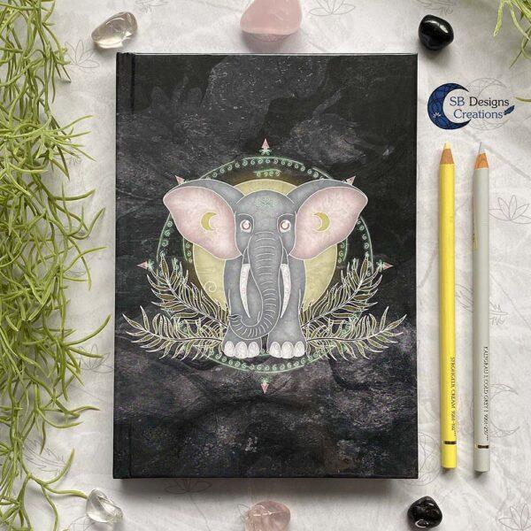 Olifant Totem Dier Krachtdier Spiritueel Dagboek
