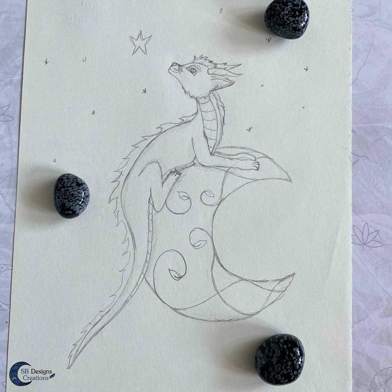 Eastern-Dragon-Rough-Sketch-2