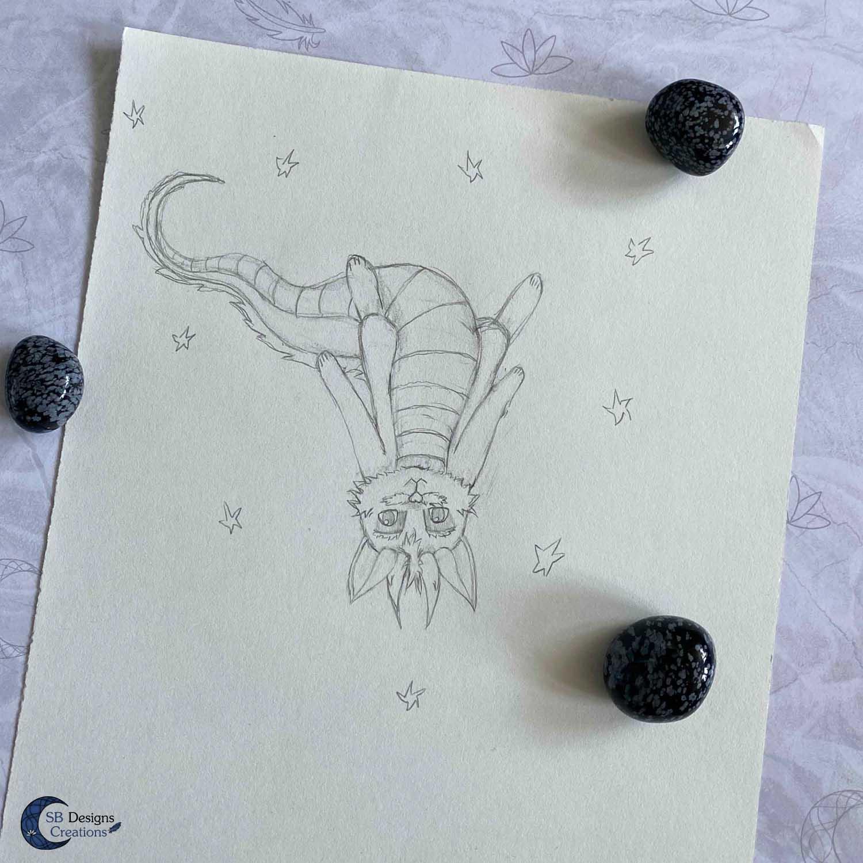 Eastern-dragon-Rough-Sketch-1