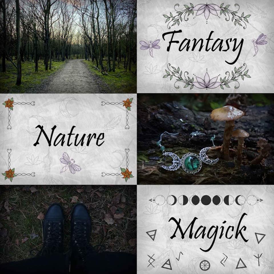 Fantasy Nature Magick SB Designs Creations