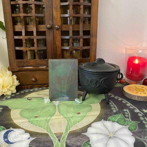 Divinatie Kleed Tarot Kleed Orakel Kleed