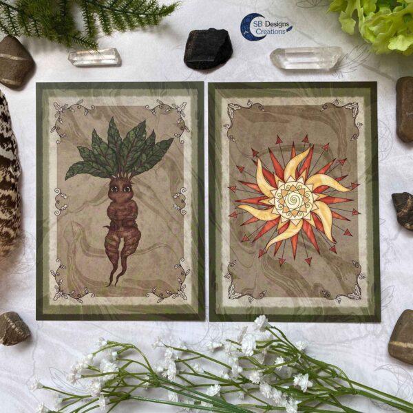 Druid Magick- De kracht van de Zon en Mandragora
