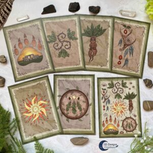 Druid Magick- het druïdisme Pagan Kaartenset