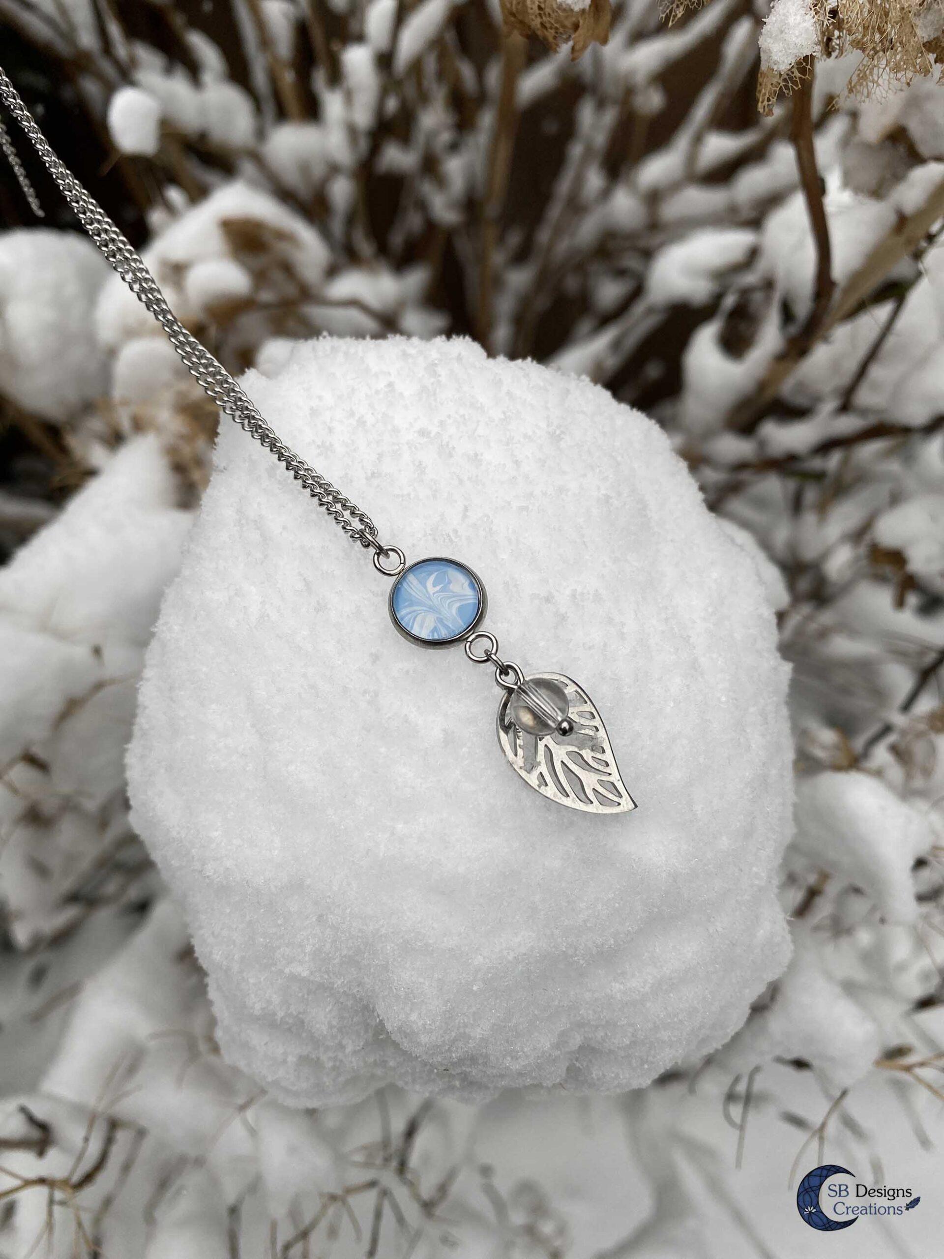 Winter-Leaf-Necklace-Natuur-Heks-Sieraden-scaled